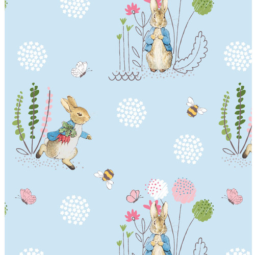Peter Rabbit Quilting Cotton  - Peter Rabbit