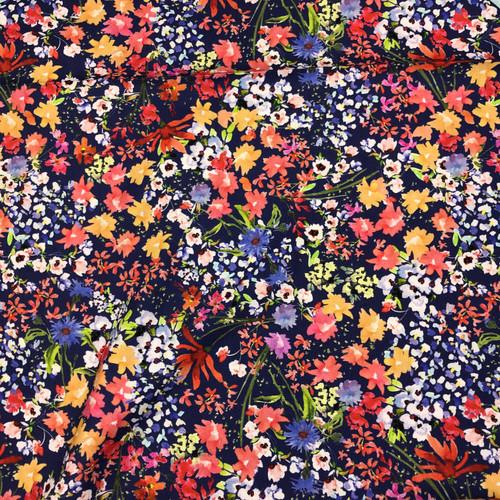 Lady McElroy Wild Botanics Linen Viscose