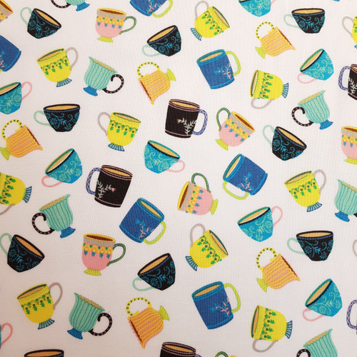 My cup of tea Whistler studio windham fabric