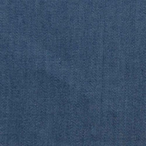 Tencel Denim in Mid Blue