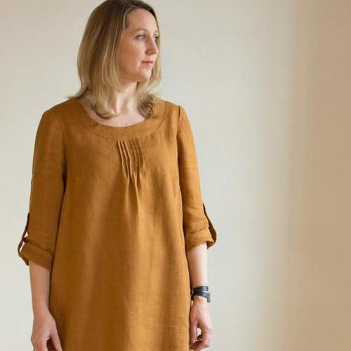 Helena Dress Pattern by Sew Me Something