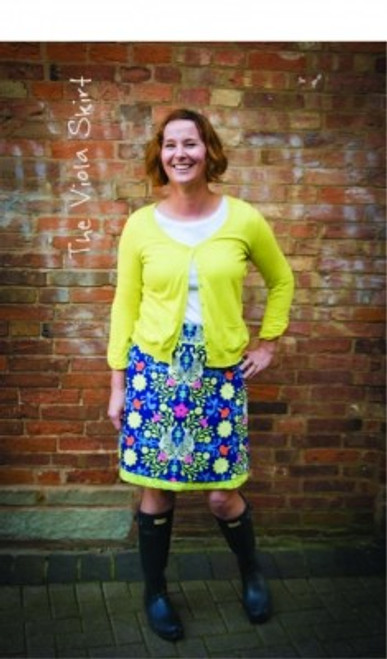 Viola Skirt Pattern by Sew Me Something