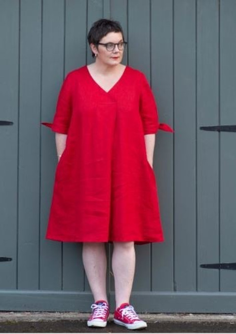 Emilia Dress Pattern by Sew Me Something