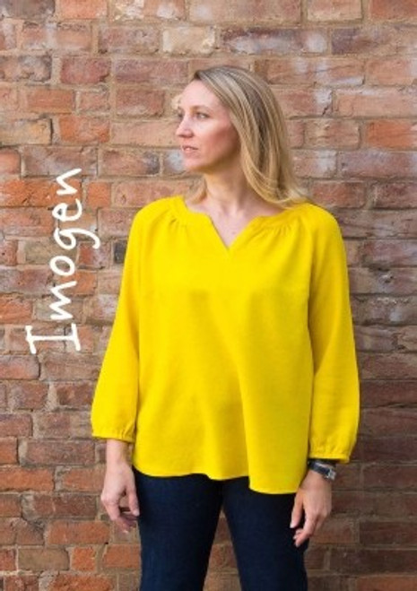 Imogen Top Pattern by Sew Me Something