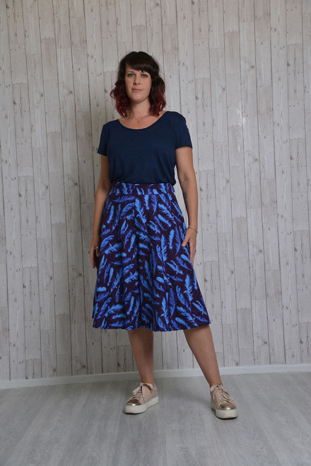 Issey Culottes Pattern by Emporia Patterns