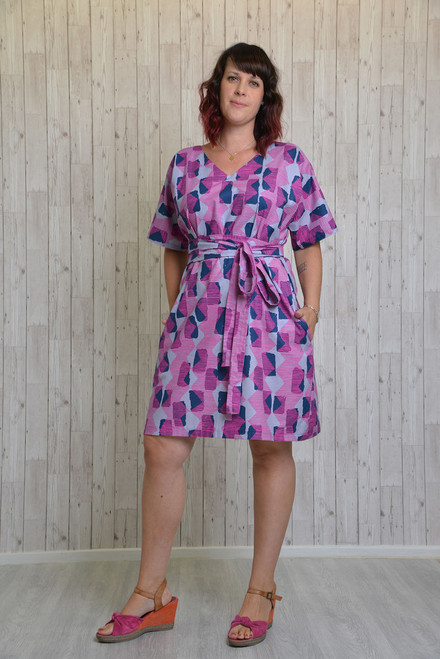 Kobi Dress Pattern by Emporia Patterns
