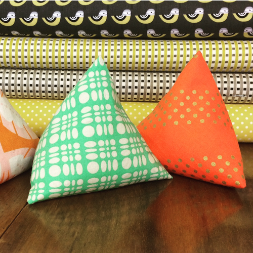 FREE Pattern Weight or Bean Bag Project