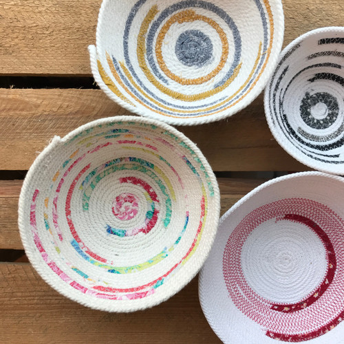 FREE Rope Bowl Project