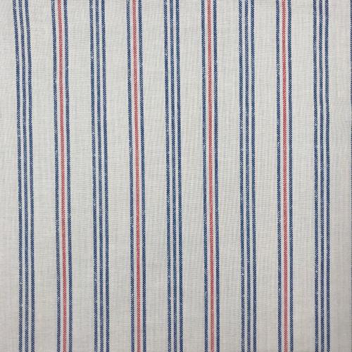Thalassophile by Lewis & Irene - Coastal Stripe in Dark Cream