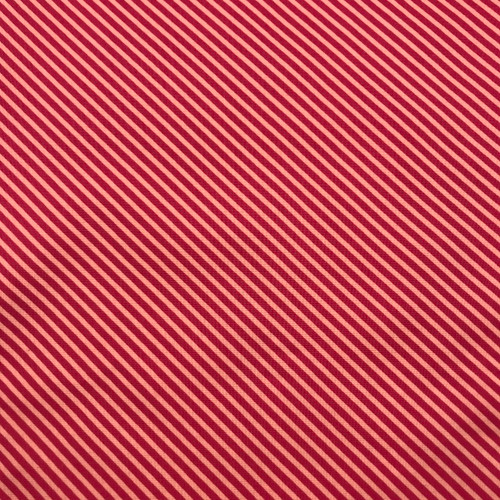 Sweet Shoppe Candy Stripe in Ruby