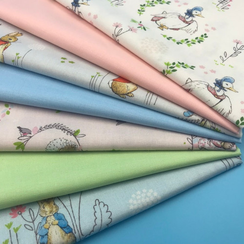 Peter Rabbit Spring Fat Quarter Bundle