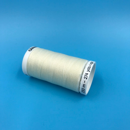 Gutermann Thread - 250m - Cream