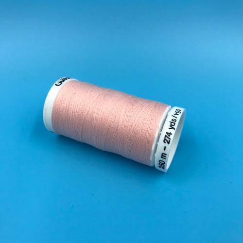 Gutermann Thread - 250m - Pale Pink