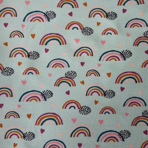 rainbow jersey
