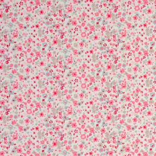 Oilcloth - Confetti in Raspberry
