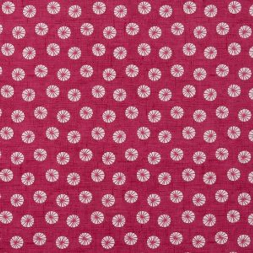 Oilcloth - Daiquiri in Raspberry