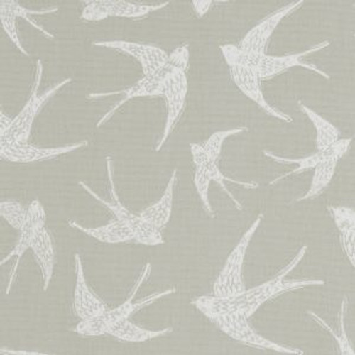 Oilcloth - Fly Away in Taupe