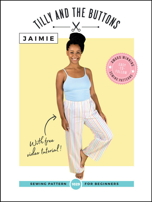 Jaimie Pyjama or Shorts Pattern