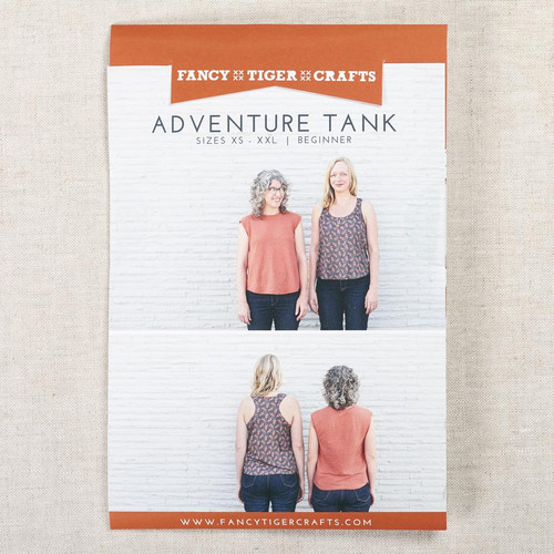adventure tank sewing pattern fancy tiger crafts