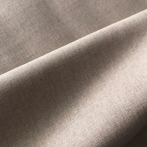 Cotton Linen by Makower in Natural