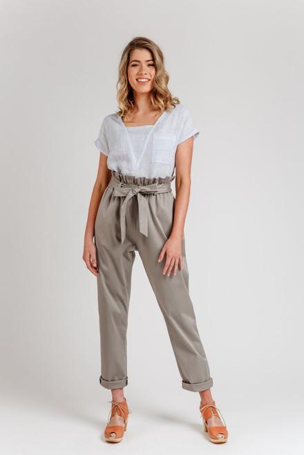 Megan Nielsen Opal trouser and shorts