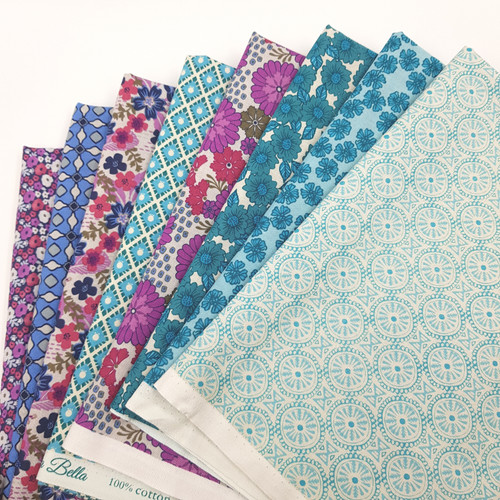 Anna Bella Days Gone By Fat Quarter Bundle