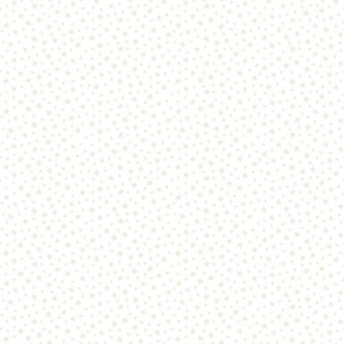 Essentials by Makower - Stars in White