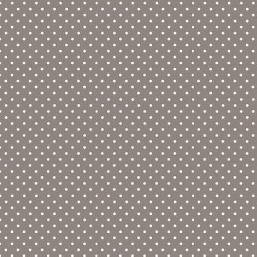 Spot by Makower in Steel Grey