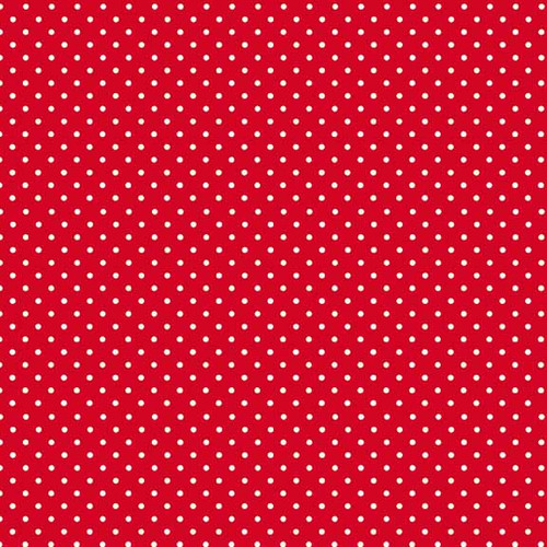 Spots by Makower - Quilting Cotton Fabric