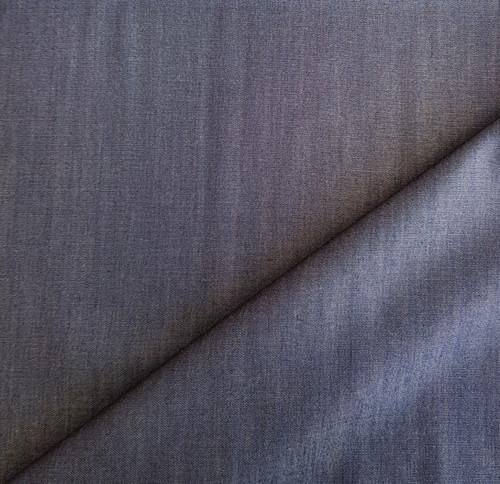 Cotton Chambray in Denim