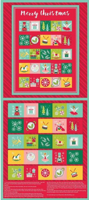 Nutcracker Advent Calendar Kits