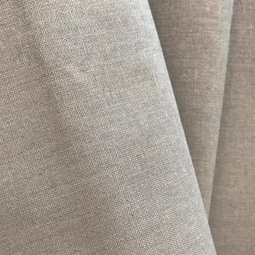 Cotton Linen by Makower in Dark Grey