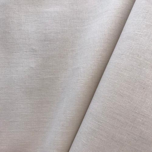 Cotton Linen by Makower in Light Cream