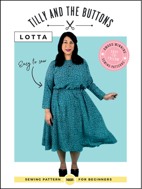 Lotta Dress Pattern