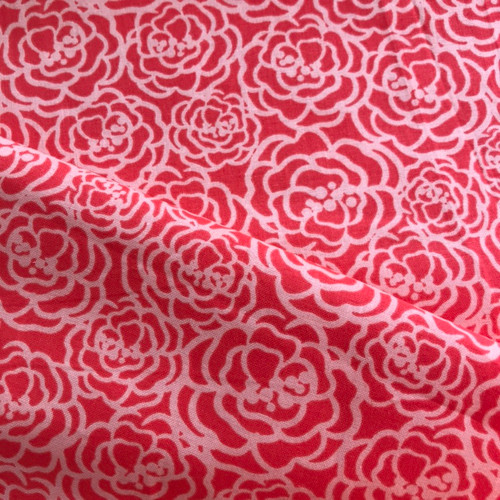 Maddison by 3 Wishes - Blooms in Red