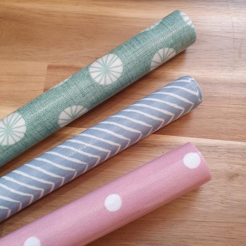 Oilcloth Bundle - Soft Spots and Stripes