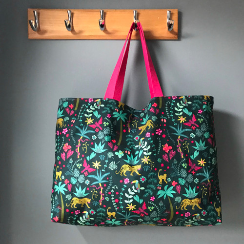 FREE Shopper Bag Project