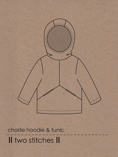 two stitches charlie hoodie