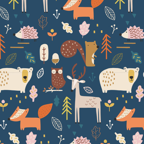 Habitat by Dashwood - British Wildlife in Navy