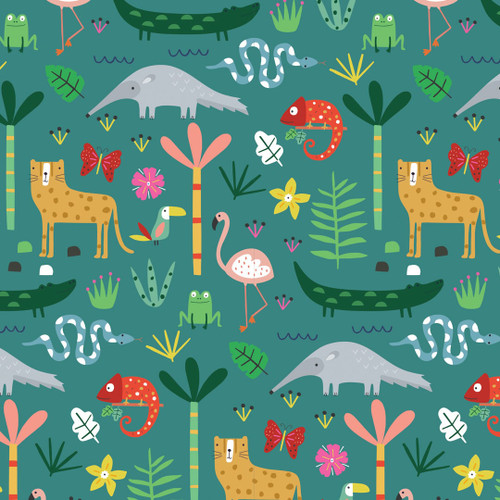 Habitat by Dashwood - Jungle in Jade
