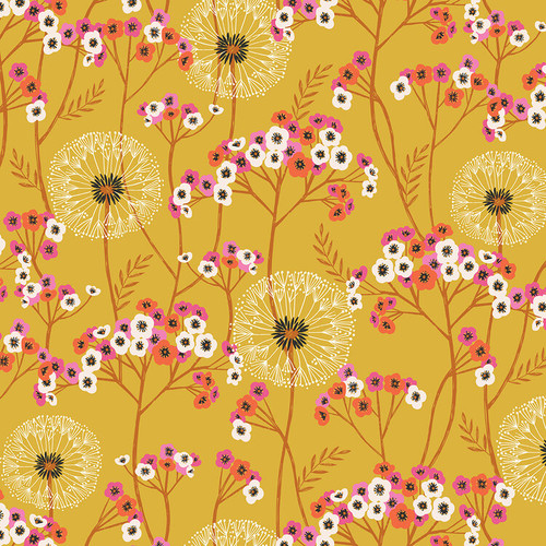 Aviary by Bethan Janine for  dashwood studio quilting fabric