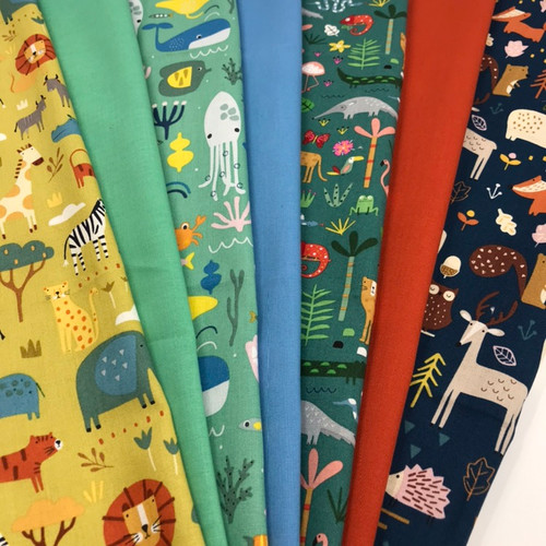 Dashwood Habitat Fat Quarter Bundle