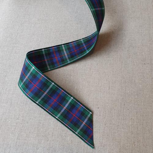 Copy of Tartan Ribbon 25mm - Mackenzie