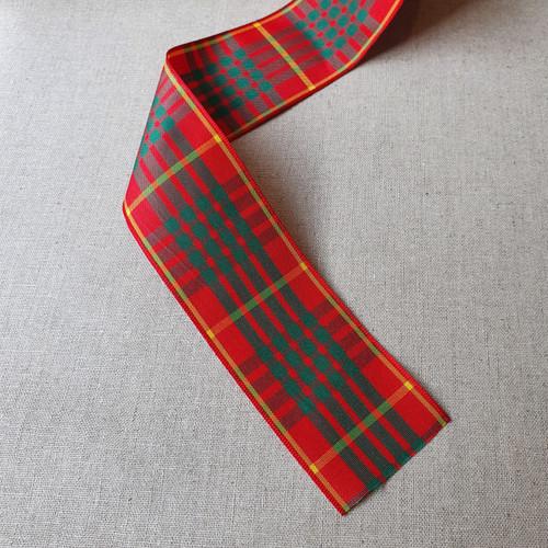 Tartan Ribbon 40mm - Cameron