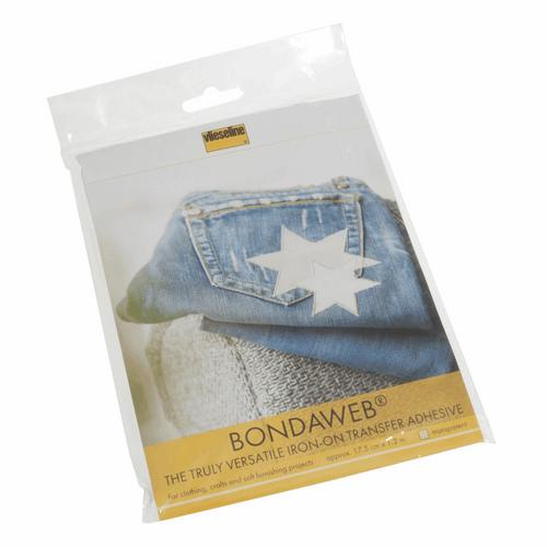 Bondaweb Fusible Web Pack- 17.5cm x 1.2m