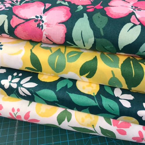 SALE Pink Lemonade - Half Metre Bundle x 4