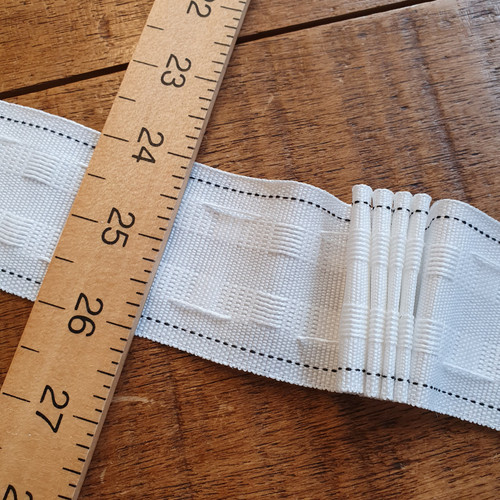 """Curtain Tape 50mm (2"""") wide"""