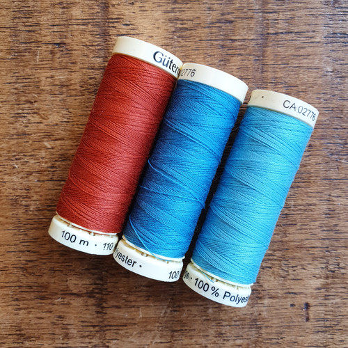 Gutermann sew-all polyester thread