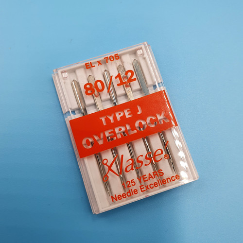 Overlocker Machine Needles - TYPE J