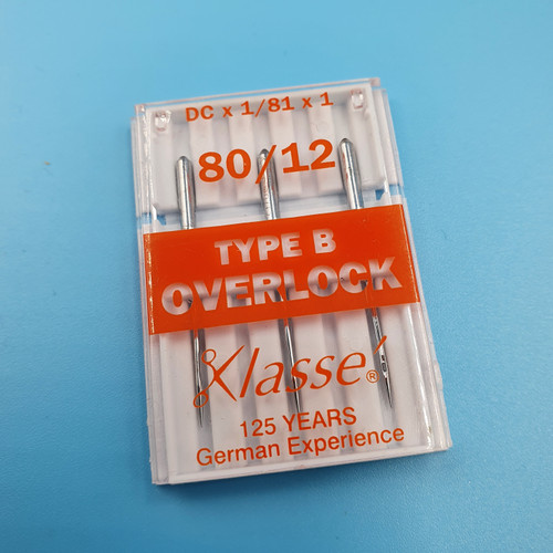 overlocker needles